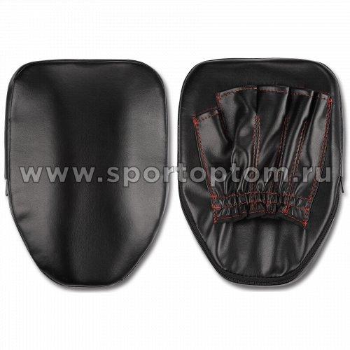 Лапа боксерская Универсал SM и/к SM-098 30*20*4 см Черный