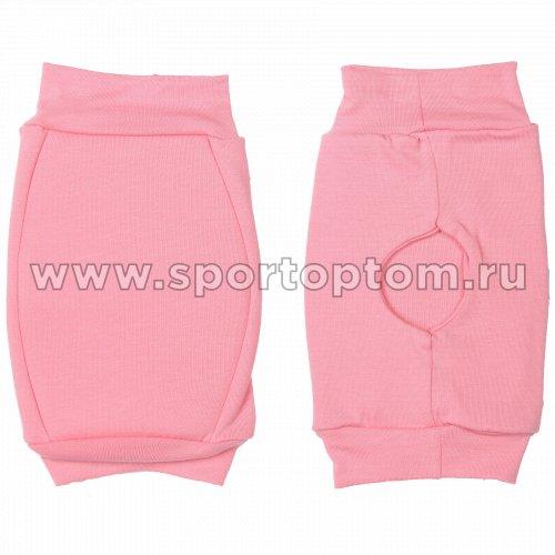 Наколенник для гимнастики и танцев INDIGO SM-113 Розовый