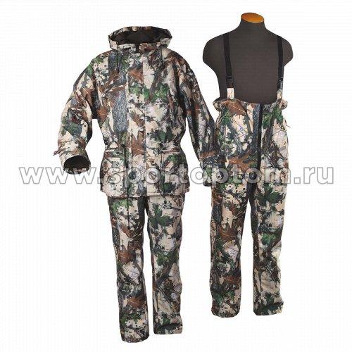Костюм Демисезонный Охотник (брюки с завышенной талией) SM-047 48-50/182-188 КМФ