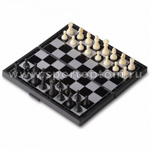 Игра 3 в 1 магнитная  (нарды, шахматы, шашки) 2029 24*24 см