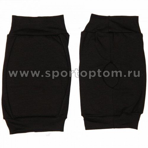 Наколенник для гимнастики и танцев INDIGO SM-113 Черный