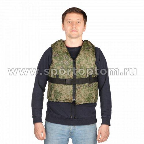 Жилет страховочный Молния до 150 кг SM-023 XL-XXL КМФ