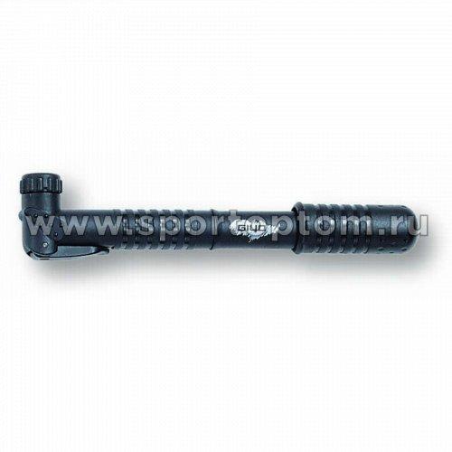 Насос велосипедный GIYO пластиковый, ручной GP-04 23 см Черный