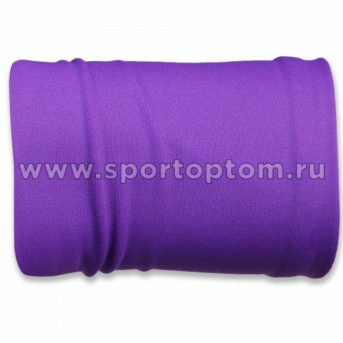Напульсник эластичный бифлекс (2шт) SM-332 9*6,5 см Фиолетовый