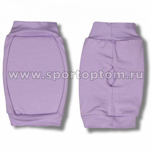 Наколенник для гимнастики и танцев INDIGO SM-113 L Сиреневый