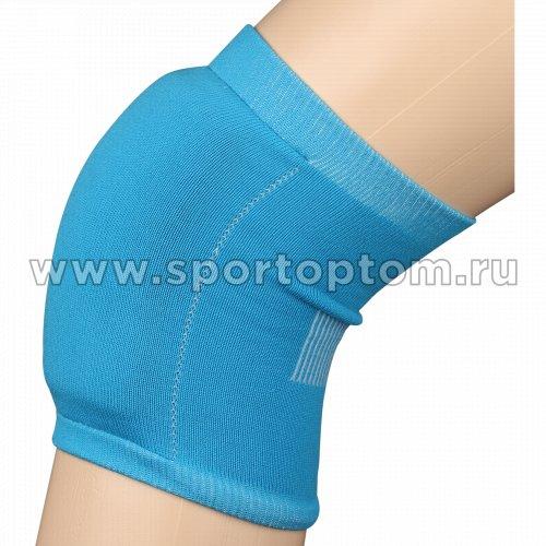 Наколенник для гимнастики и танцев INDIGO EVA  SM-344 M Бирюзовый