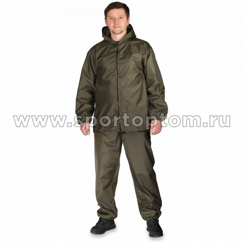 """Водоотталкивающий Костюм """"ЛЕС"""" SM-009 Хаки"""