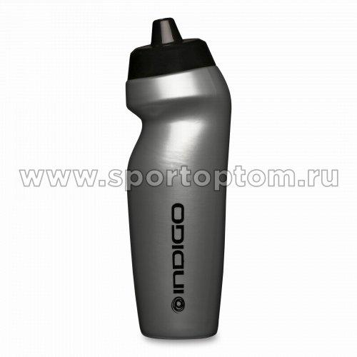 Бутылка для воды INDIGO SANDAL IN225 625 мл Серо-черный
