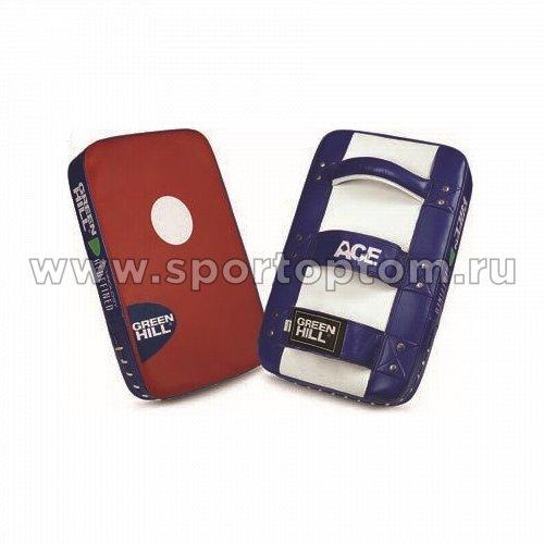 Макивара тренера Green Hill COACH  KSC-5015 40*25*6 см Сине-красно-белый