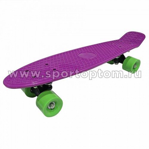 Круизер INDIGO LS-P2206-D 56,5*15 см Фиолетовый