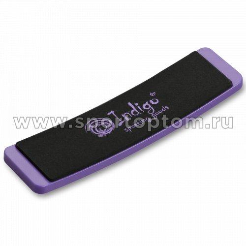 Доска для вращения (TURNBOARD) INDIGO IN076 28*7,5см Фиолетовый