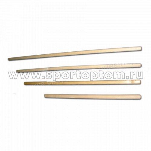 Палка гимнастическая деревянная  AN-19                     0,7 м