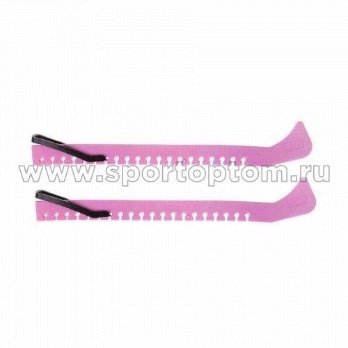 Чехлы на лезвие коньков (универсальные) ЧХ-01 Розовый