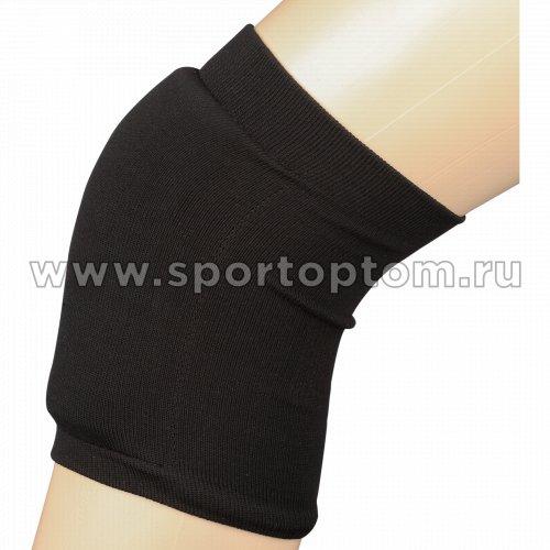 Наколенник для гимнастики и танцев INDIGO EVA  SM-344 M Черный