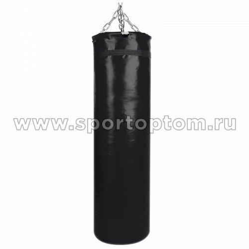 Мешок боксерский SM 40кг на цепи (армированный PVC) SM-237 40 кг Черный