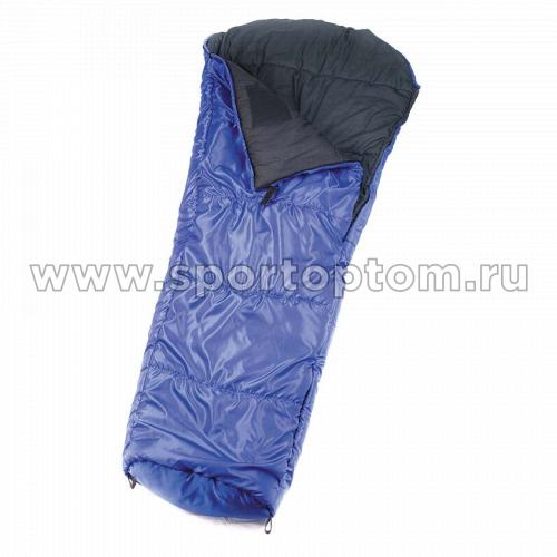 Спальник SM Кокон -5-15 SM-298 90*225 см Красно-синий