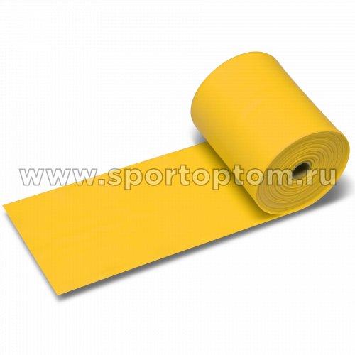 Эспандер ленточный  INDIGO LIGHT (ТПЭ) 6003-1 HKRB 25м*15см*0,35мм Желтый