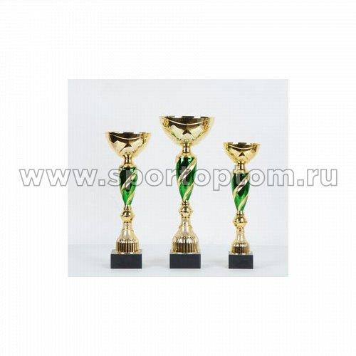 Кубок 7138A  h35см (d14см),(металл,пластик,мрамор) 7138A