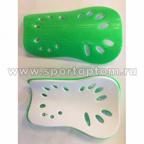 Щитки футбольные HT-C-031 XS Зеленый