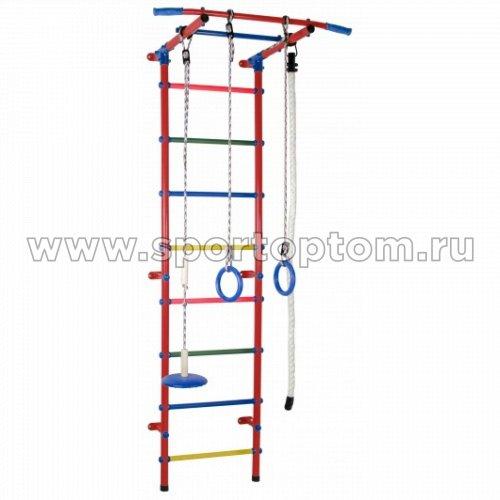 ДСК Start - 1 Плюс пристенный S1П1.15-П  2170*630*525 мм Красный-радуга