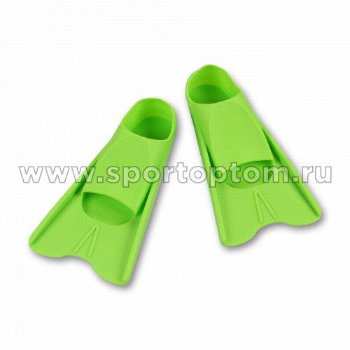 Ласты для бассейна INDIGO SM-375 34-35 Салатовый