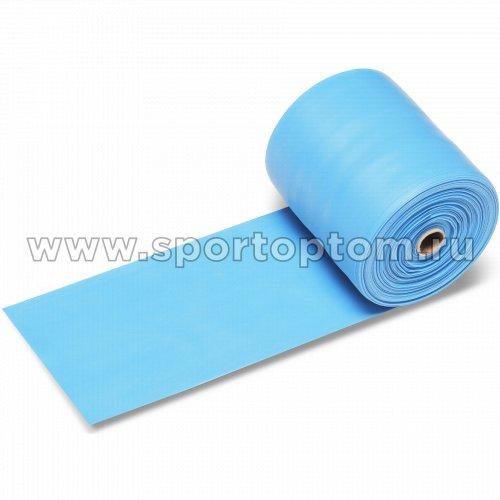 Эспандер ленточный  INDIGO MEDIUM (ТПЭ) 6003-2 HKRB 25м*15см*0,45мм Голубой