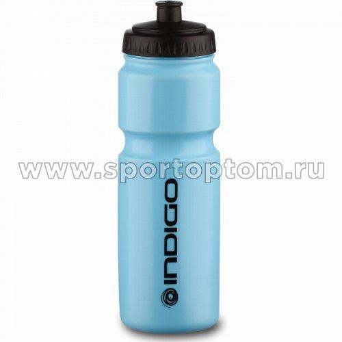 Бутылка для воды INDIGO BAIKAL  IN011  800 мл Сине-черный