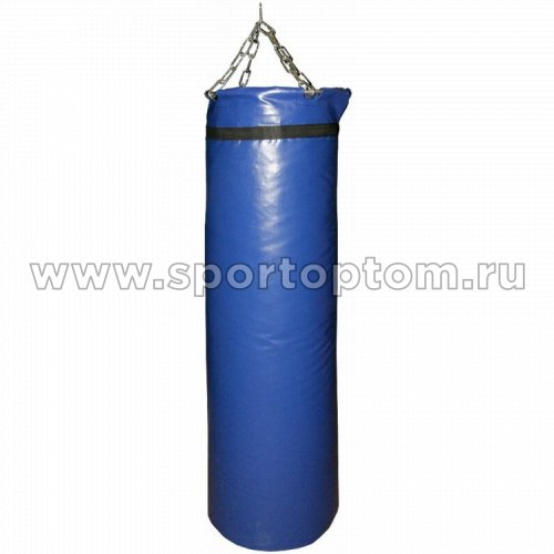 Мешок боксерский SM 40кг на цепи (армированный PVC) SM-237 40 кг Синий