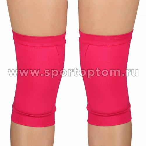 Наколенник для гимнастики и танцев INDIGO SM-113 Фуксия
