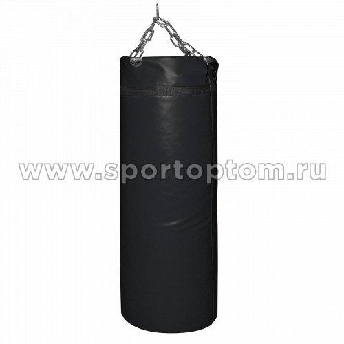 Мешок боксерский SM 30кг на цепи (армированный PVC) SM-236 30 кг Черный