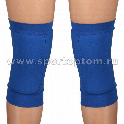 Наколенник для гимнастики и танцев INDIGO SM-113 L Васильковый