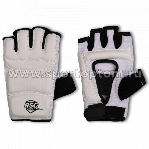 Перчатки таэквондо RSC PU  3650 Белый