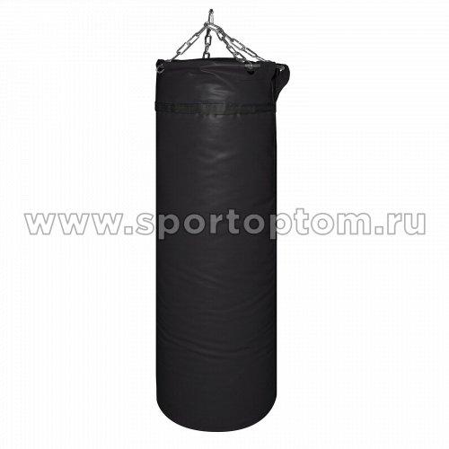 Мешок боксерский SM 55кг на цепи (армированный PVC) SM-239 55 кг Черный