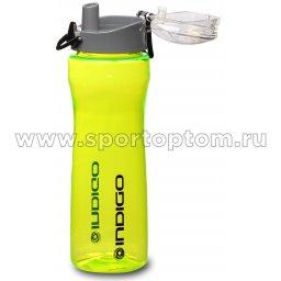 Бутылка для воды INDIGO IMANDRA 750 мл тритан IN006 Светло-желтый (2)