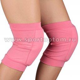 Наколенник для гимнастики и танцев INDIGO SM-113 Розовый (2)