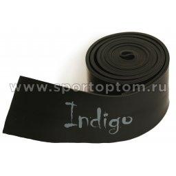 Эспандер Бинт-латекс INDIGO HEAVY  602-3 HKRB 5*210 см Черный