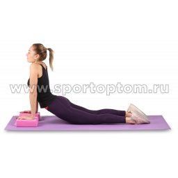 Блок для йоги INDIGO (2)