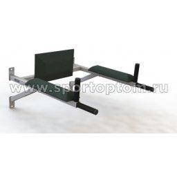 Брусья настенные ПульсАп+Пресс до 200 кг БН2 SP 66 см Белый