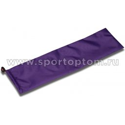 Чехол для булав гимнастических INDIGO SM-129  55*13 см Фиолетовый