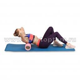 Модель Ролик массажный для йоги IN187 Розовый