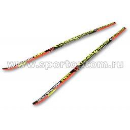 Лыжи полупластиковые STC CA-022 195 см
