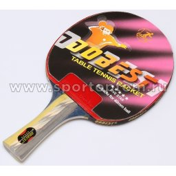 Ракетка для настольного тенниса DOBEST 5 звезд 01 BR
