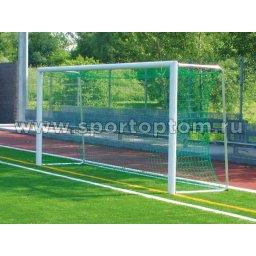 Сетка футбольная 2,8мм  7,32*2,44*2м Зеленый