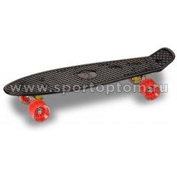 Круизер INDIGO LS-P2206B 56,5*15 см Черный