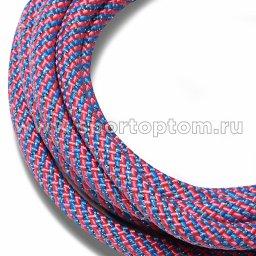 Скакалка гимнастическая (веревочная) Утяжеленная INDIGO ЛЮРЕКС (14)