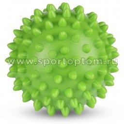 Шарик массажный INDIGO  6992-2 HKMB  9 см Зеленый