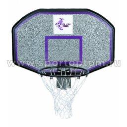 Щит баскетбольный LARSEN с кольцом и сеткой HB-2                      109*70*3 см