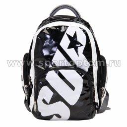 Рюкзак JOEREX   21629 -SHX     19 л Черный