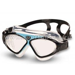Очки для плавания (полумаска) детские INDIGO APRION