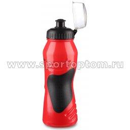 Вело Фляга  INDIGO COMFORT с защитой от пыли антискользящая IN037 Красно-черный (2)